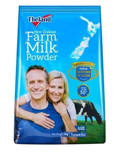 Theland Rangatahi Milk Powder 1kg In Sight