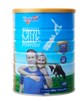 Theland Rangatahi Milk Powder 800g Can In Sight