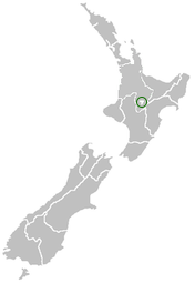 NZ Map_Miraka Milk Supplier 85km Radius