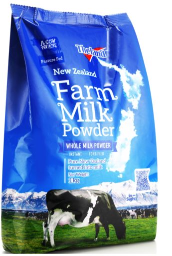 Theland Farm Whole Milk