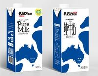 Auslvish Whole Milk 1L